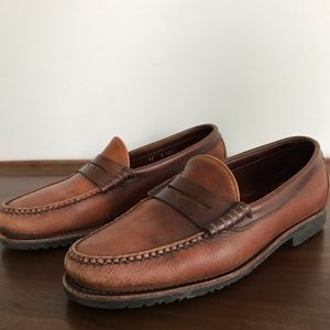 Allen Edmonds Holton loafer, 11D